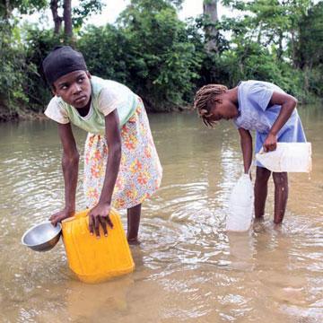 0770 - Kobonal Water - Haiti