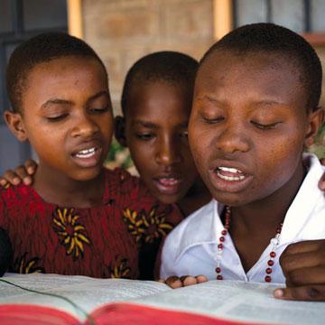 0970 - Marie Adelaide Girls Rescue Center - Kenya
