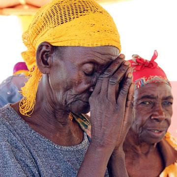 1314 - St. Joseph Elderly Care - Haiti