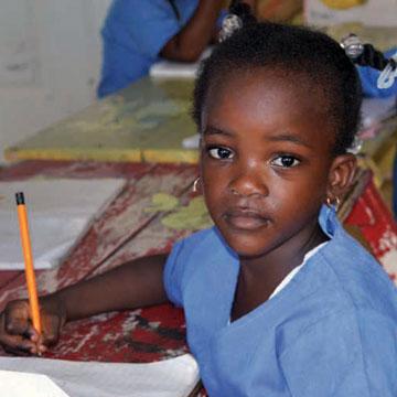 1392 - St. Theresa Kindergarten - Jamaica