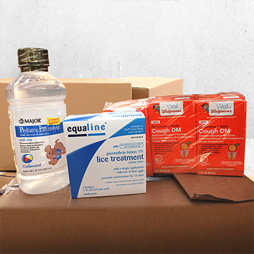 Christmas Catalog Basic Medicines