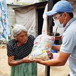 2020 Catálogo de Navidad Alimentos No Perecederos Donación