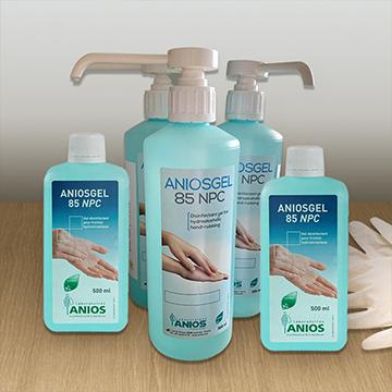 Christmas Catalog Hand Sanitizers