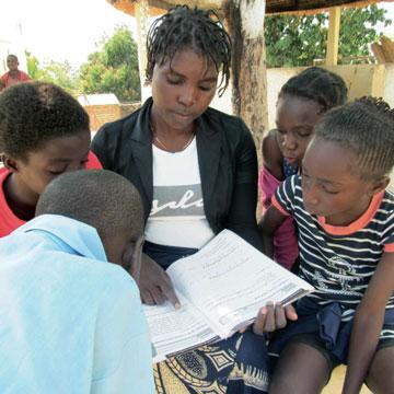 Tete Center for Vulnerable Children