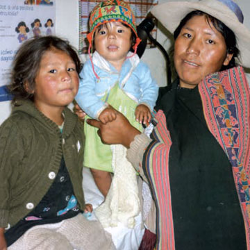 3241 - San Lucas Foundation - Bolivia