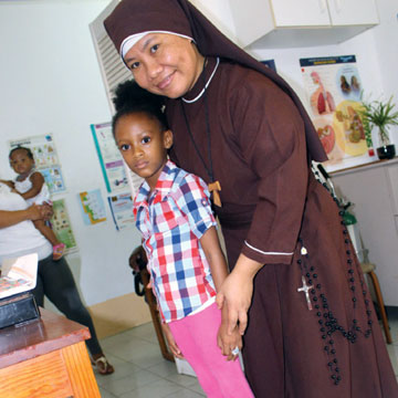 0361 - CFSOP Jamaica Sisters Support - Jamaica