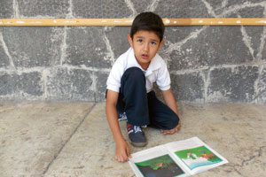 0974 - In Favor of the Child - Mexico