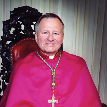Gregory M. Aymond, Archbishop of New Orleans