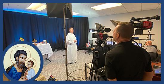 Cross Catholic Outreach Virtual Retreats