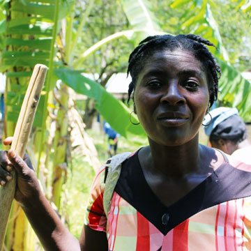 Batey Relief Alliance Agriculture