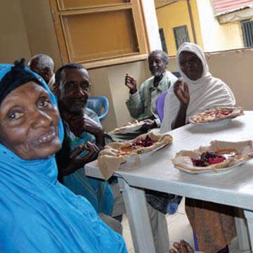 Elderly People Support