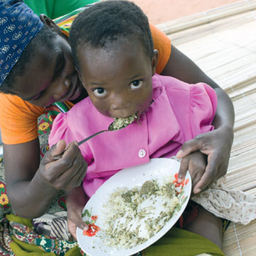 Association Cross Mozambique Orphans and Vulnerable Children Ministry