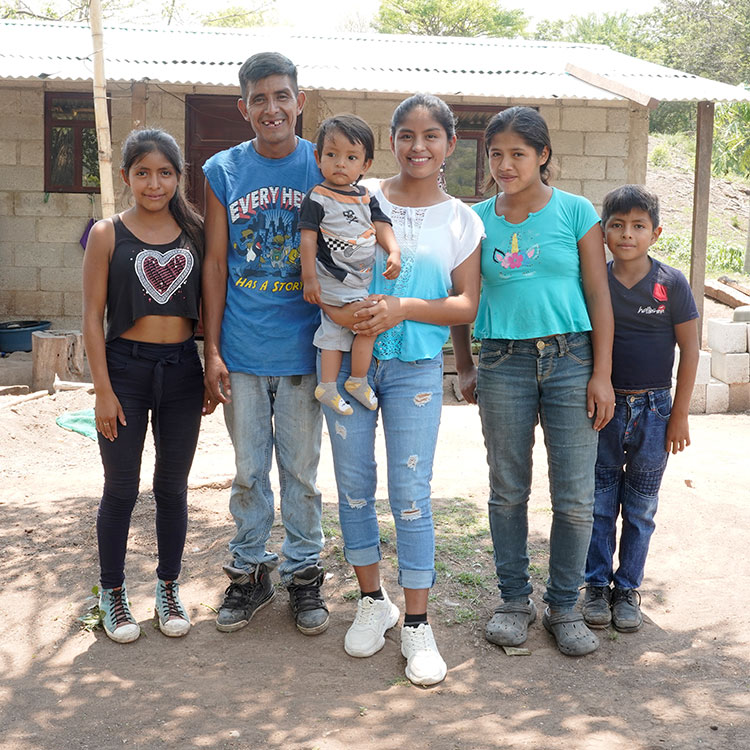 A safe home transforms lives for children and families.