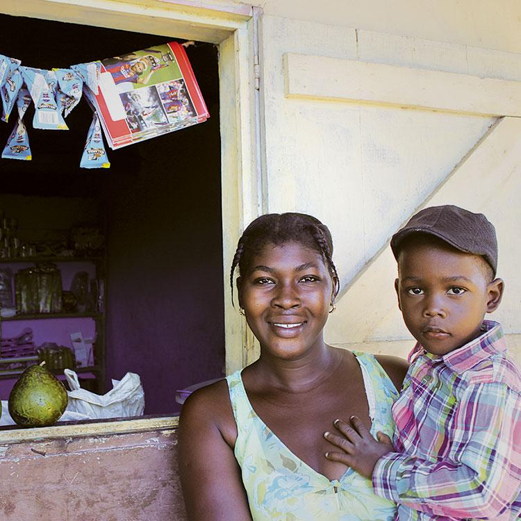 The Mission's microloan program helps aspiring entrepreneurs build businesses.